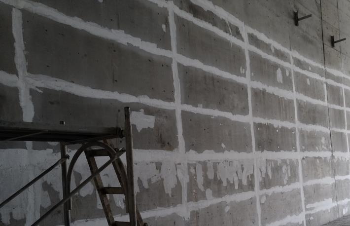 10811-車行箱涵壁體粉光及油漆