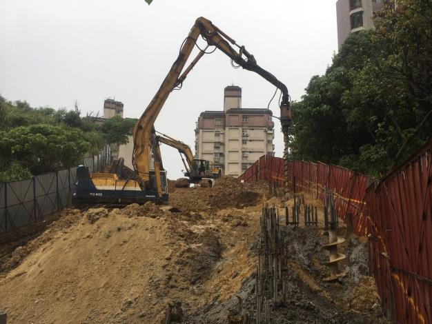 10708-場鑄鑽掘樁打設