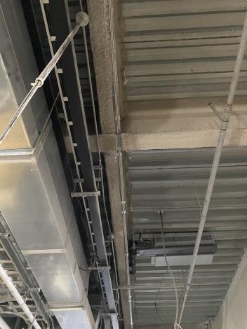 10904 防煙垂壁安裝