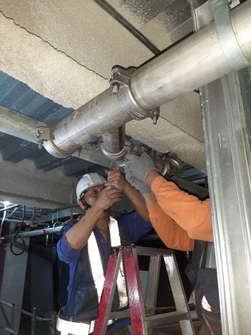 10904 排水配管