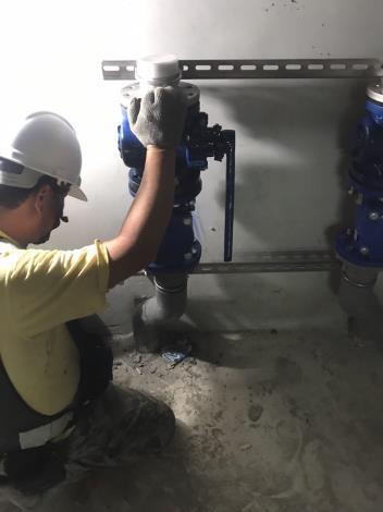 10811 廢水坑壓力配管