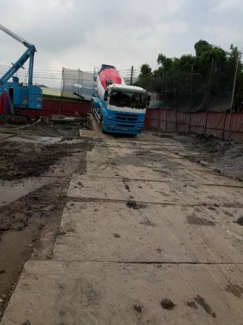 10807-P5A7基樁混凝土澆置
