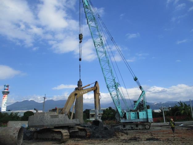 10811-PB7-A1基樁鑽掘作業