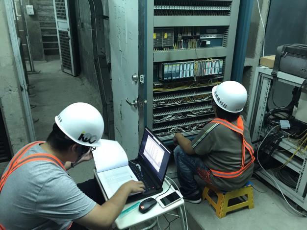 10809-南港數位控制器設備查測
