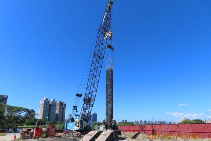 10809基樁工程施作