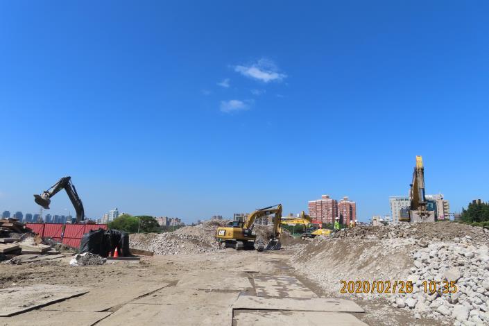 10902-混凝土分類運棄作業
