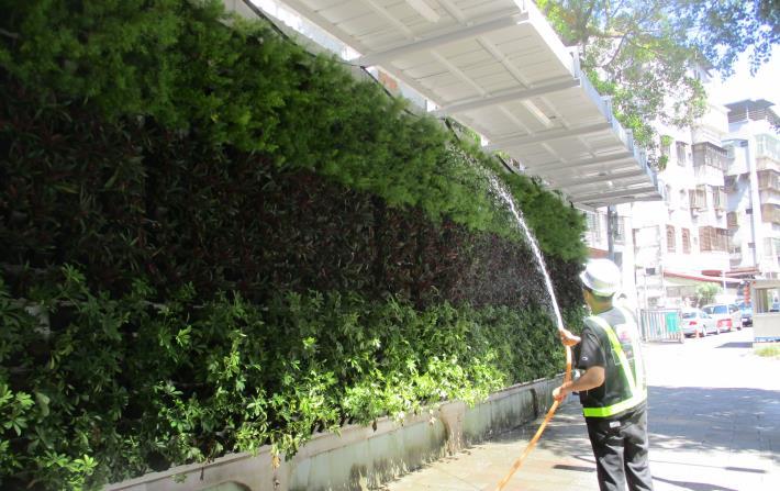 10807-施工圍籬施作、植栽養護