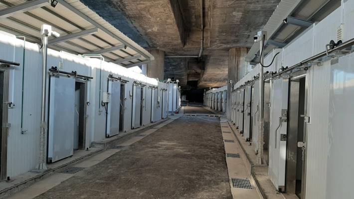 108年11月 C區冷凍庫