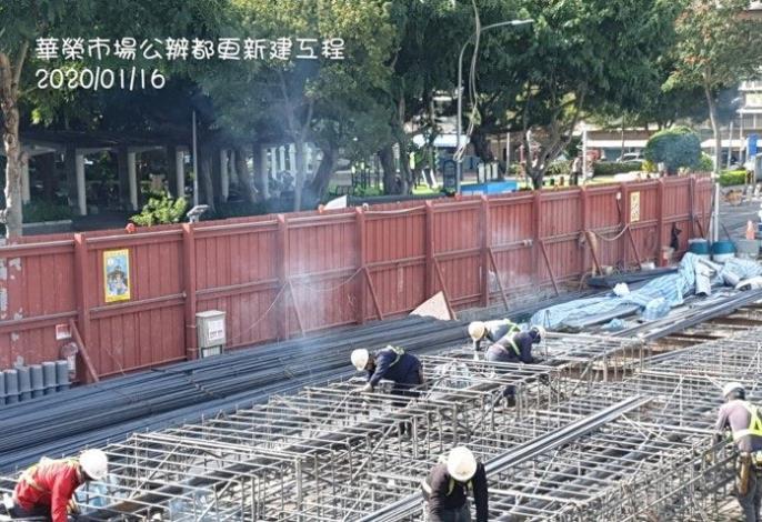 10901-連續壁鋼筋籠施作
