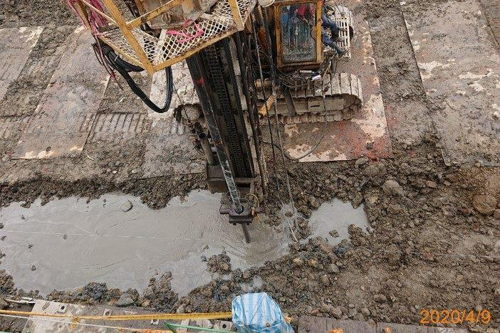 10904-JSP改良樁施作