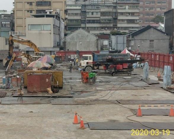 10903-場鑄基樁(壁樁)樁底高壓灌漿