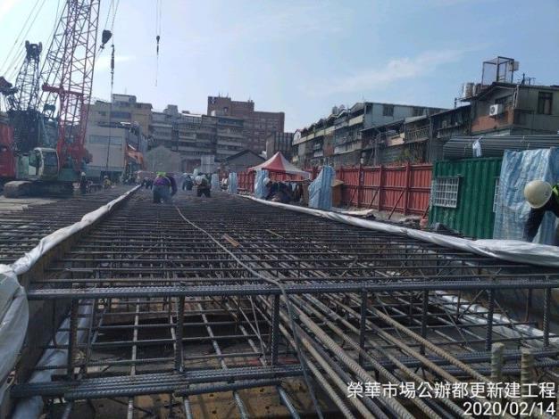 10902-連續壁鋼筋籠施作