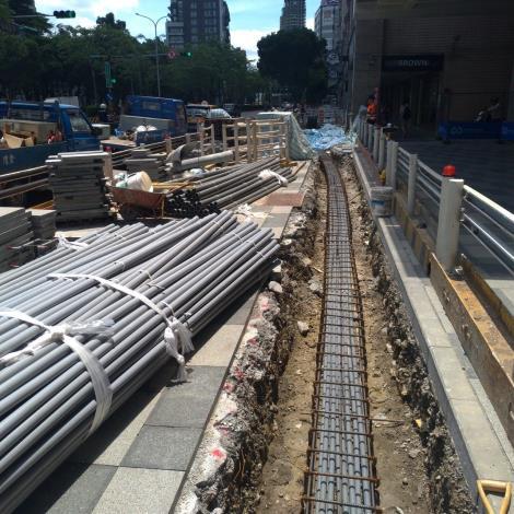 10906-(臨沂街至建國南路)共同管線施工