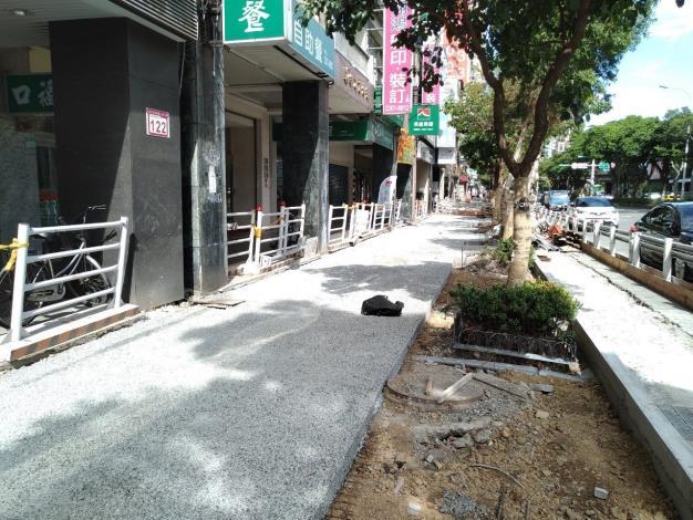 10907-臨沂街至新生南路結構層透水