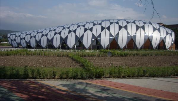 臺北國際花卉博覽會-美術公園區舞蝶館與風味館新建工程