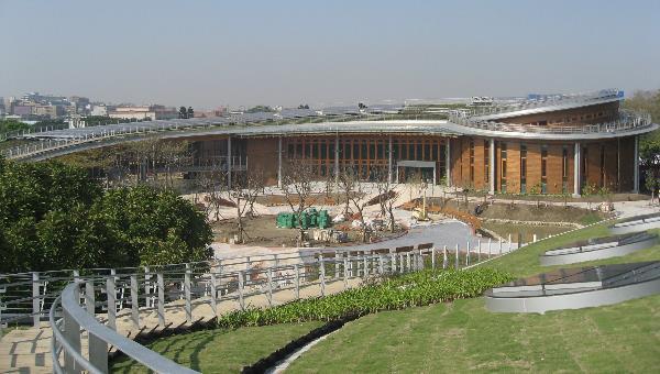 臺北國際花卉博覽會-新生公園區夢想館、未來館與生活館新建工程