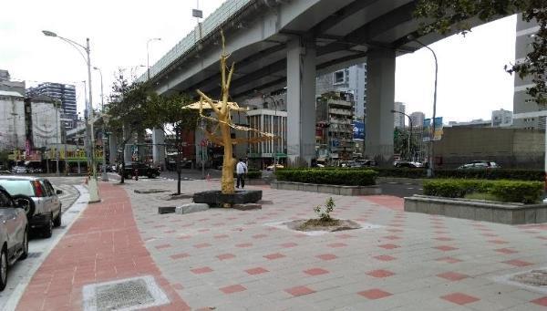 中山區市民大道三段北側自金山北路至松江路間人行道鋪面改善工程