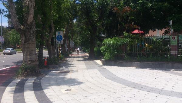 新生南路3段人行環境改善工程