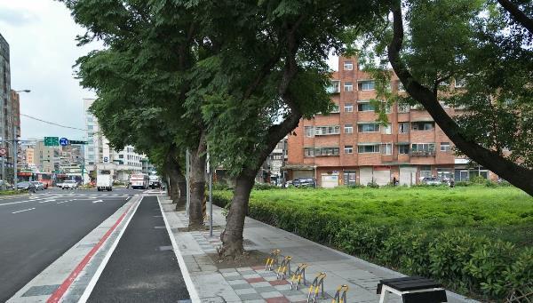 羅斯福路5、6段人行環境改善工程(第二標)