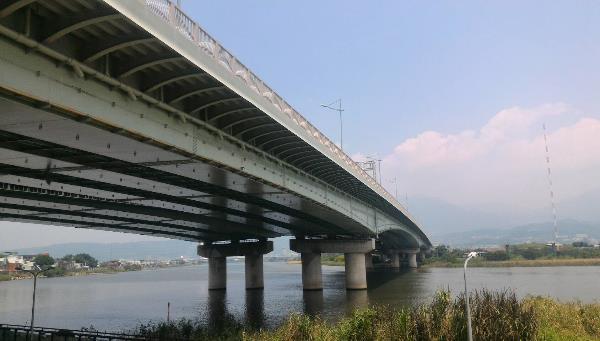 洲美高架橋鋼構油漆防蝕塗裝改善工程(第一標)