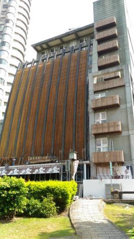 臺北市原民會104年凱達格蘭文化館內部空間及外觀改善工程