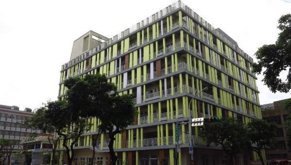 臺北市中正區城中段社會福利綜合大樓新建工程