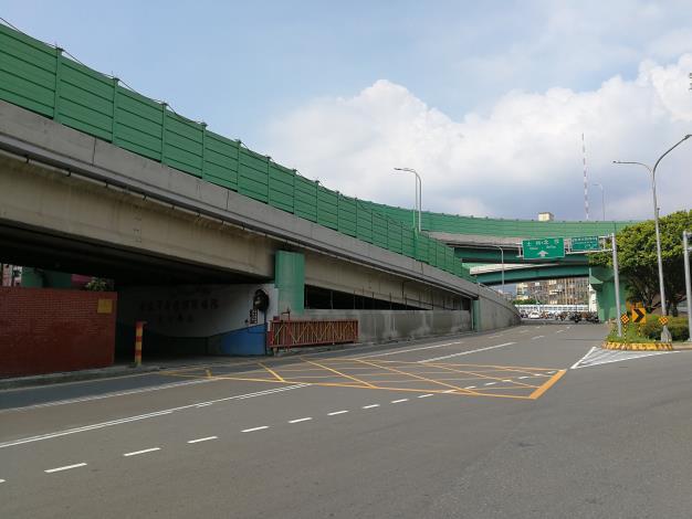 重陽橋引道耐震補強工程完工照片