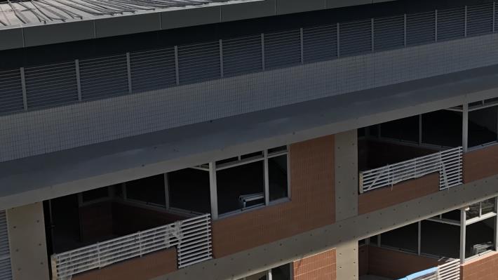 一般教室棟頂樓