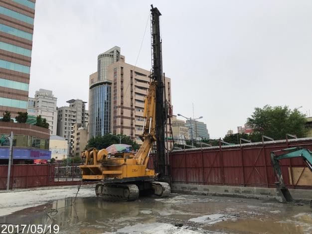 CCP止水樁工程施作