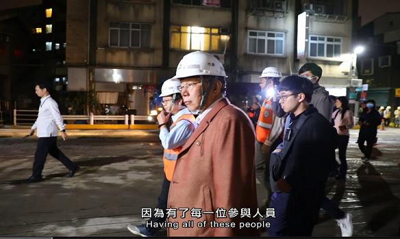 2020-02 重慶南路高架橋拆除全紀錄-中英字幕版(中正橋改建)[另開新視窗]