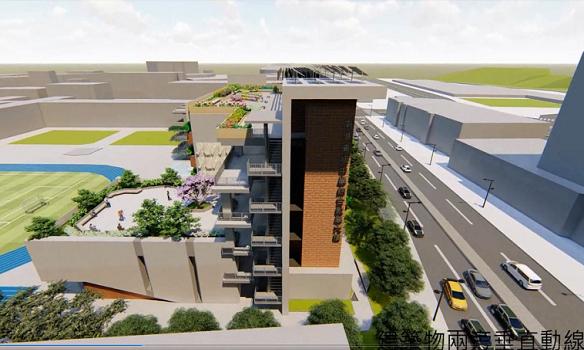 2018-06 南港高級中學綜合教學大樓新建工程[另開新視窗]