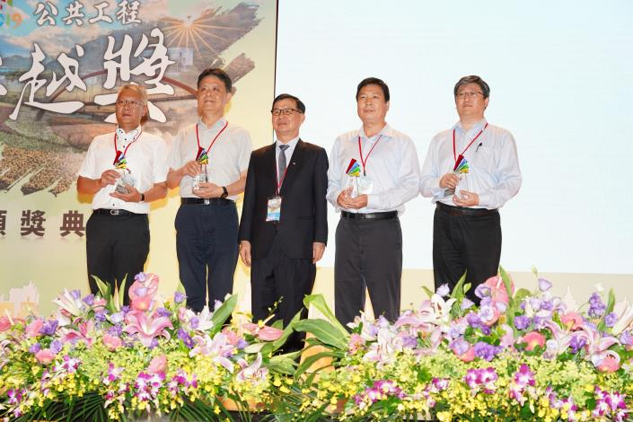 University of Taipei Library Reconstruction Project received the award