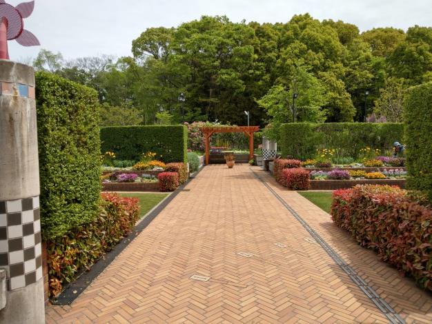 圖五、大安森林公園療癒庭園將借鏡日本大泉綠地Sensory garden設計手法。[另開新視窗]