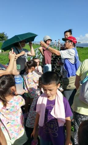 圖8.典藏植物綠優遊-走訪青青步道認識綠建築設備。[開啟新連結]