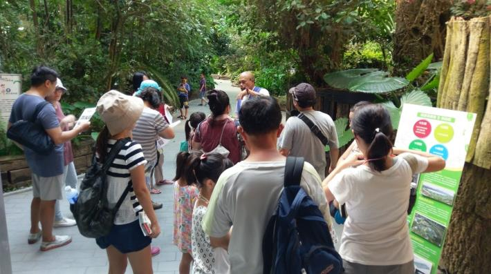 圖7.典藏植物綠優遊-認識臺灣熱帶植物。[開啟新連結]