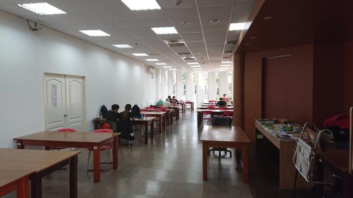 圖5、新生公園閱覽室