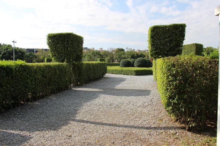 圖12、迷宮花園入口.JPG
