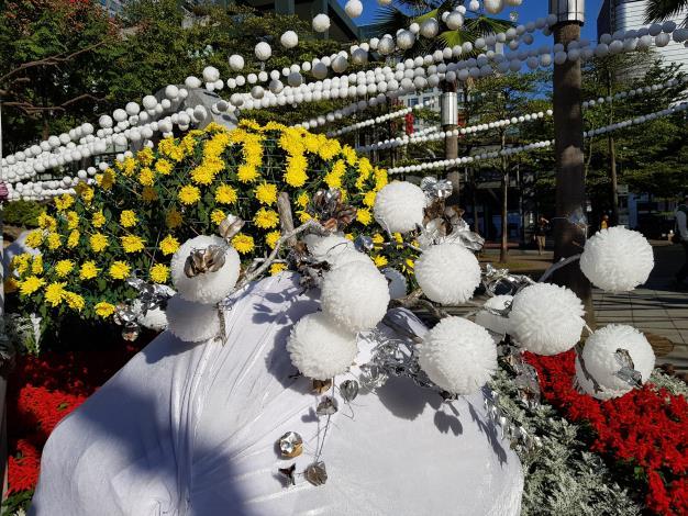 圖5. 台灣欒樹蒴果裝飾物