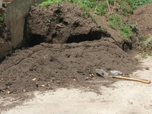 (圖3) 土壤改良劑製作完成,可直接於苗圃使用或分裝發送