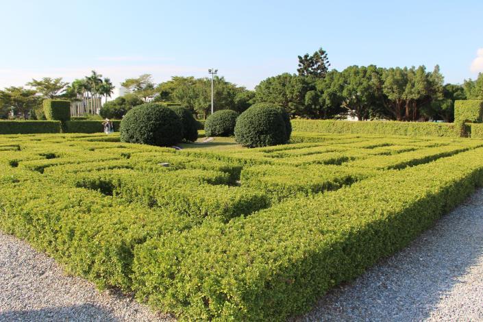 圖1、迷宮花園是IG熱門的打卡景點.JPG[開啟新連結]