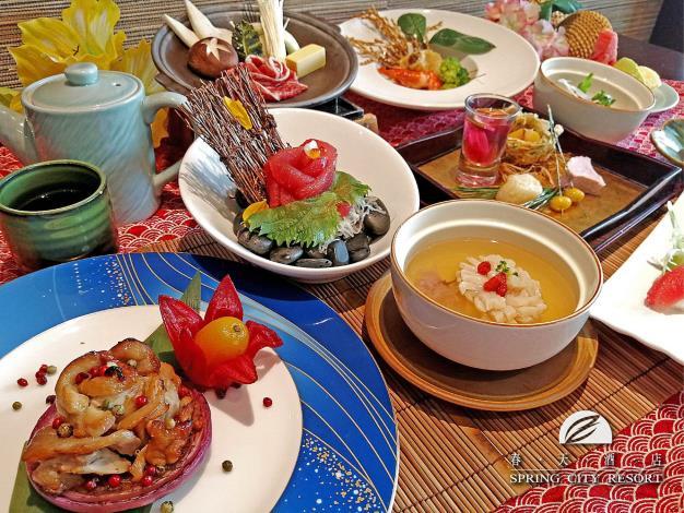 春天酒店-2020花季料理