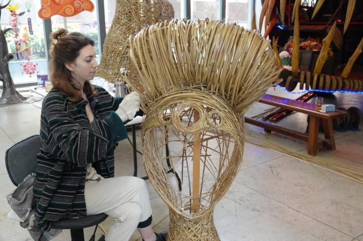 愛爾蘭藝術家手工製作燈籠 (2)
