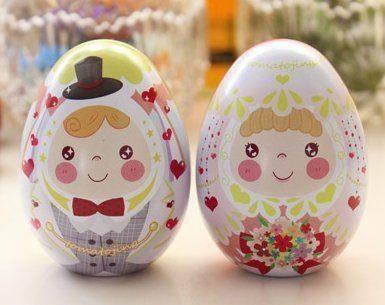 圖7 可愛復活節彩蛋。