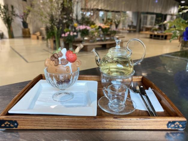 圖4 天使生活館下午茶贈送創意扮裝雙人下午茶,貴婦級的午茶盛宴