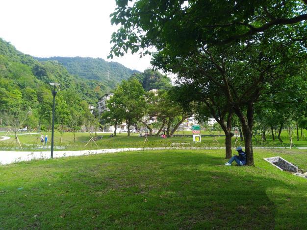 圖1.永春陂濕地公園一隅