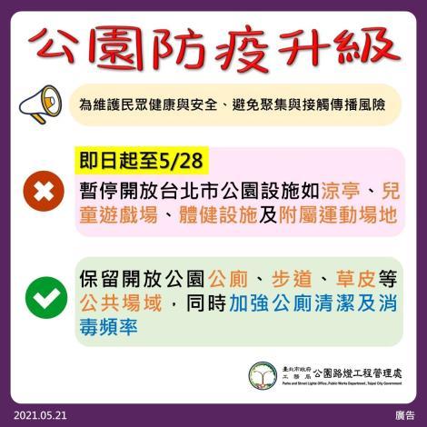 圖4.防疫升級海報