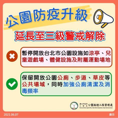 防疫升級(三級)
