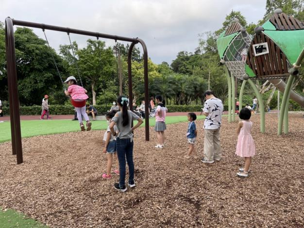 圖4-南港公園