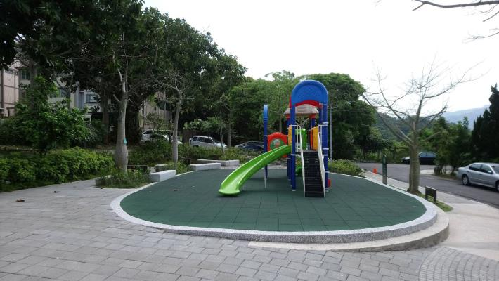 椰城公園完工照共7張照片