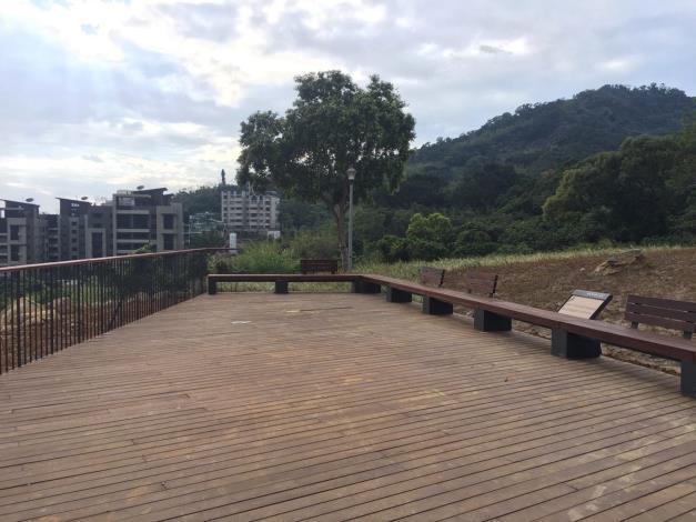 景觀木平台